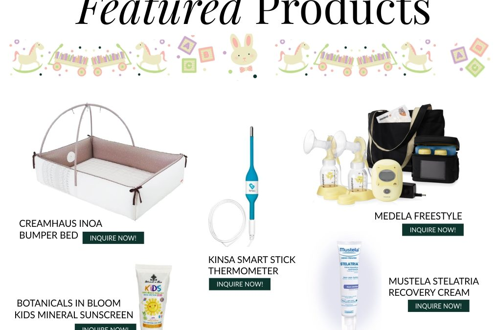 Featured Products Inquire